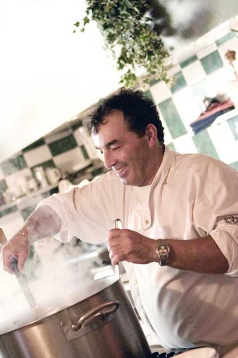 Portret Chef
