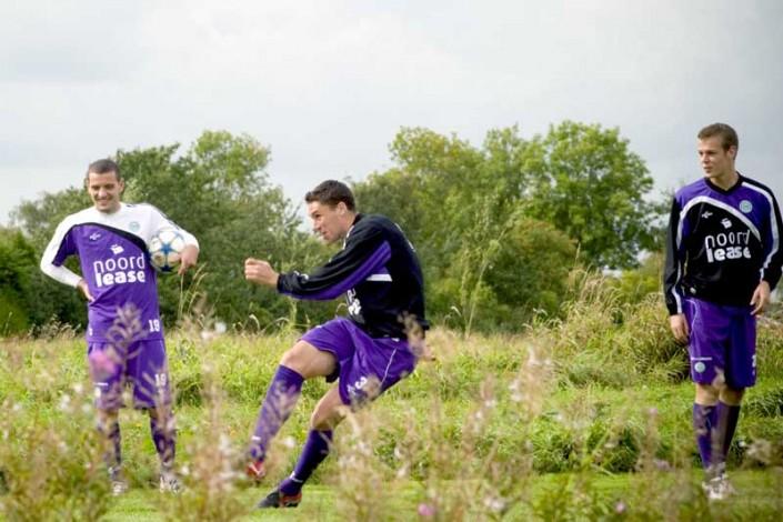 FC Groningen voetbalgolf